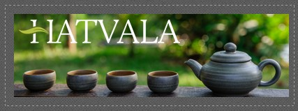 Hatvala Vietnamese Green tea, White tea, black tea