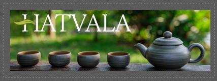 Hatvala Vietnamese Green tea, White tea, black tea