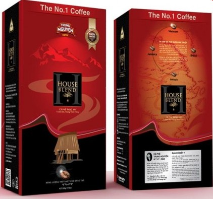 House Blend 500g ground x 9 pack with shipping