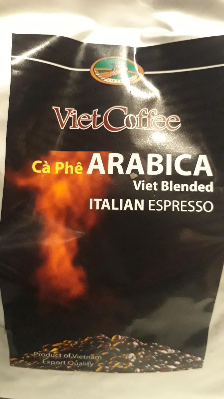 Italian Espresso 500g whole coffee bean Close to code 05.2020
