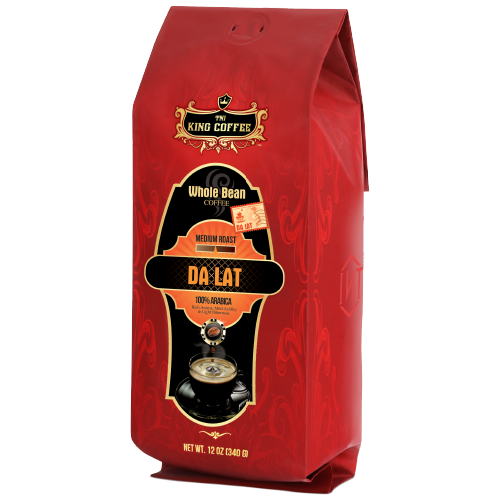Da Lat TNI Coffee whole bean 340g