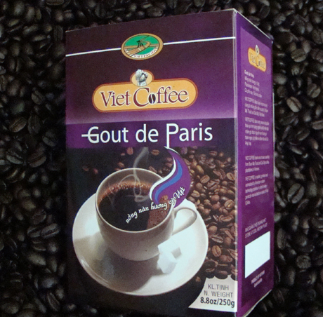 Gout de Paris 250g ground x 5 pack including shipping