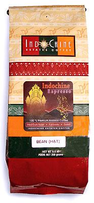Indochine Espresso 250g ground premium Arabica coffee (Indochine Estates)