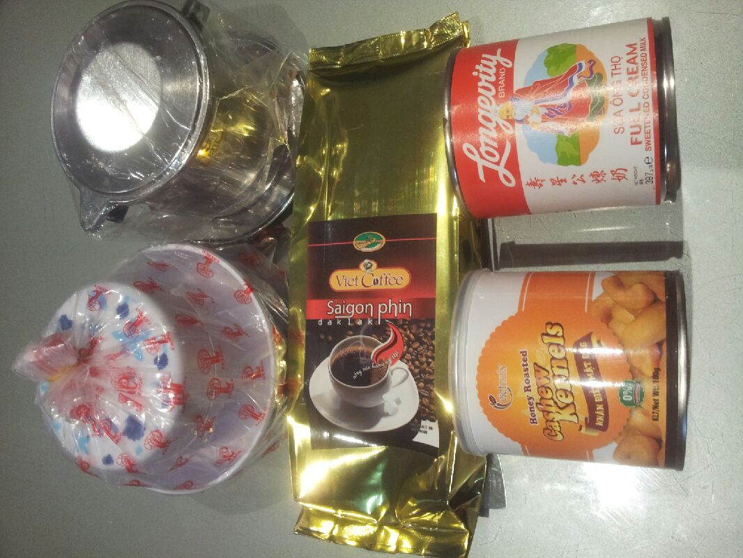 Viet-Coffee Affogato Pack with shipping