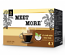 Coconut 4 in 1 Instant Meet More Coffee (box 15 sachets, 18 g each sachet)