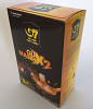 G7 3 in 1 Gu Manh 12 sachet x 25g white sugared instant coffee x 6 with shipping