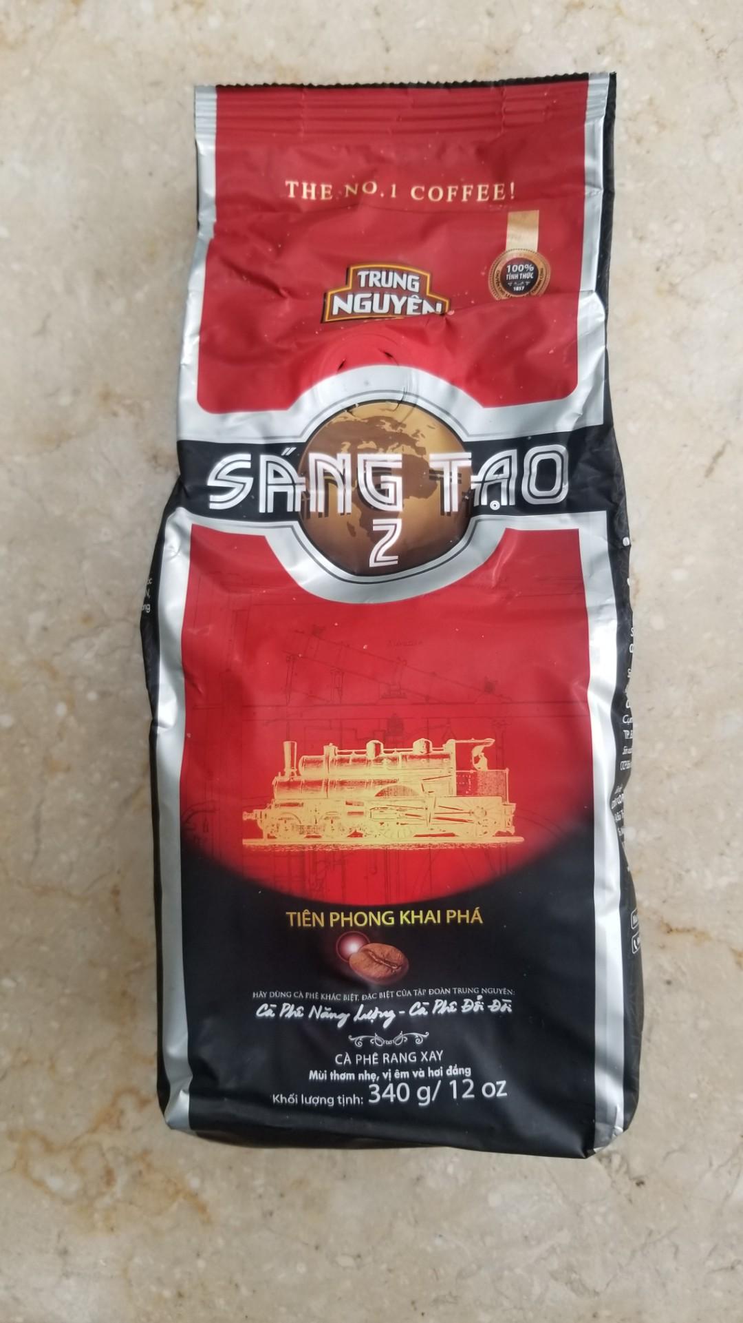 Creative 2 (Sang Tao) 340g TRUNG NGUYEN ground Coffee