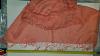 Pashmina shawl salmon Pink