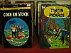 Tin Tin et les Picaros   20cm x 30 cm Right picture