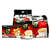 G7 3 in 1 - 18 stick-  a white sugared instant coffee