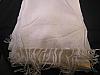Pashmina shawl cream