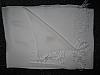 Pashmina shawl White