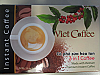 Viet-Coffee 3 in 1 - 15 sachetx 4 packs with shipping  a white sugared instant coffee